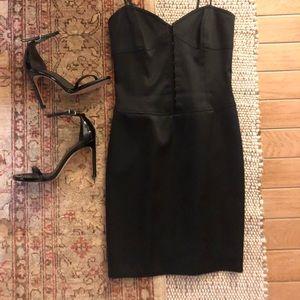 Vintage high quality little black dress